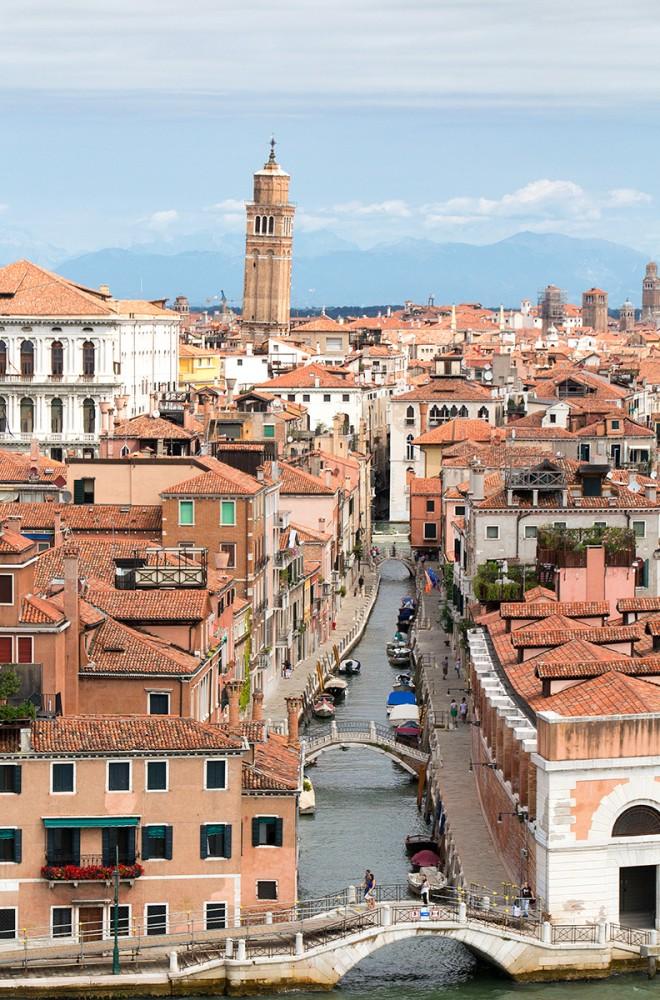 Canales Venecia