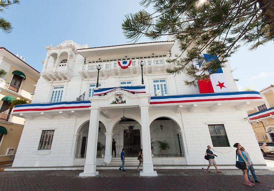 Palacio presidencia de Panamá