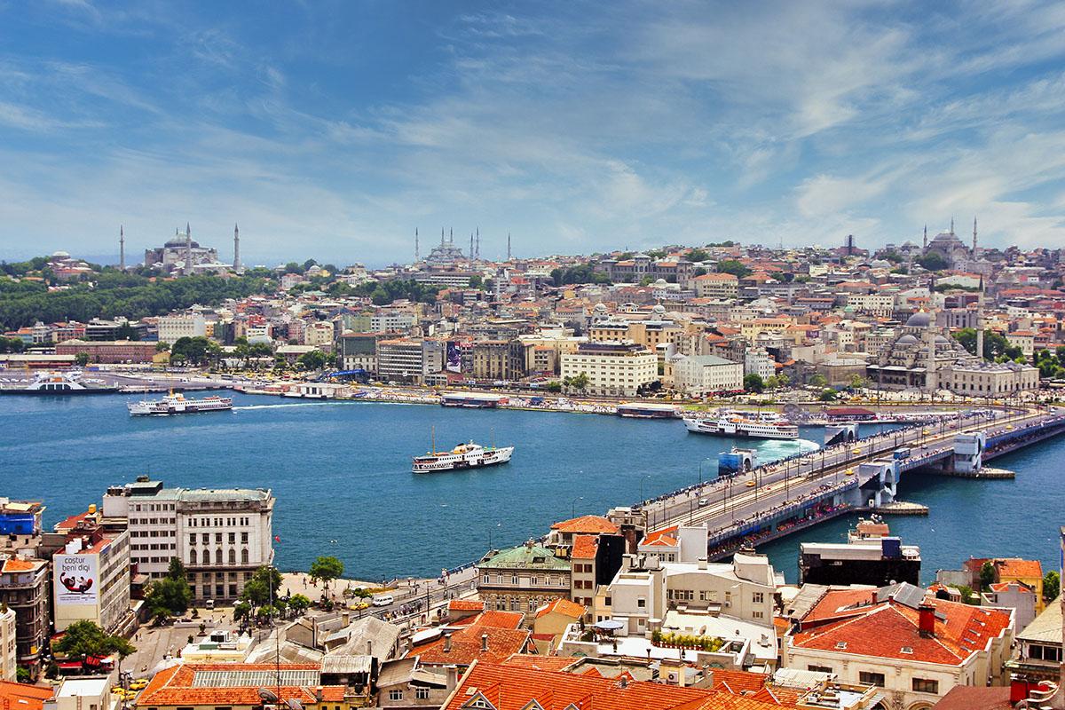 El cuerno de Oro Estambul