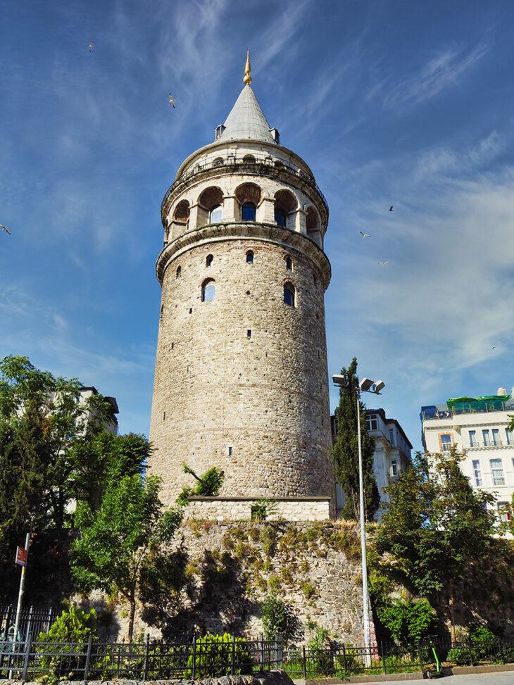Torre de Galata Estambul