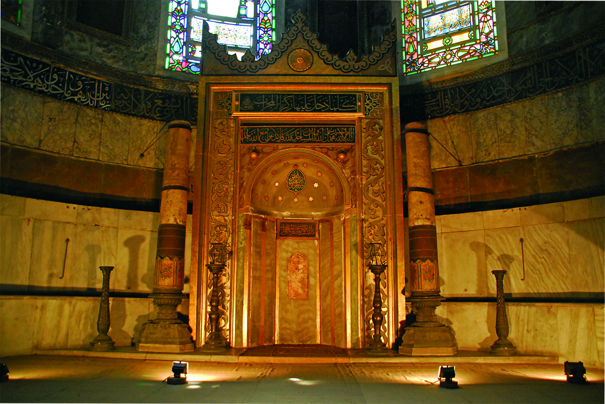 Santa Sofia mezquita