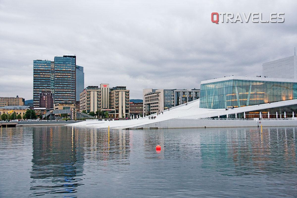 Òpera de Noruega en Oslo