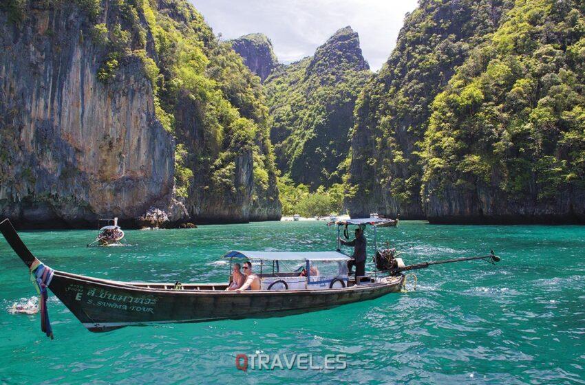 Islas Phi Phi  – Tailandia – Phi Phi islands – Thailand