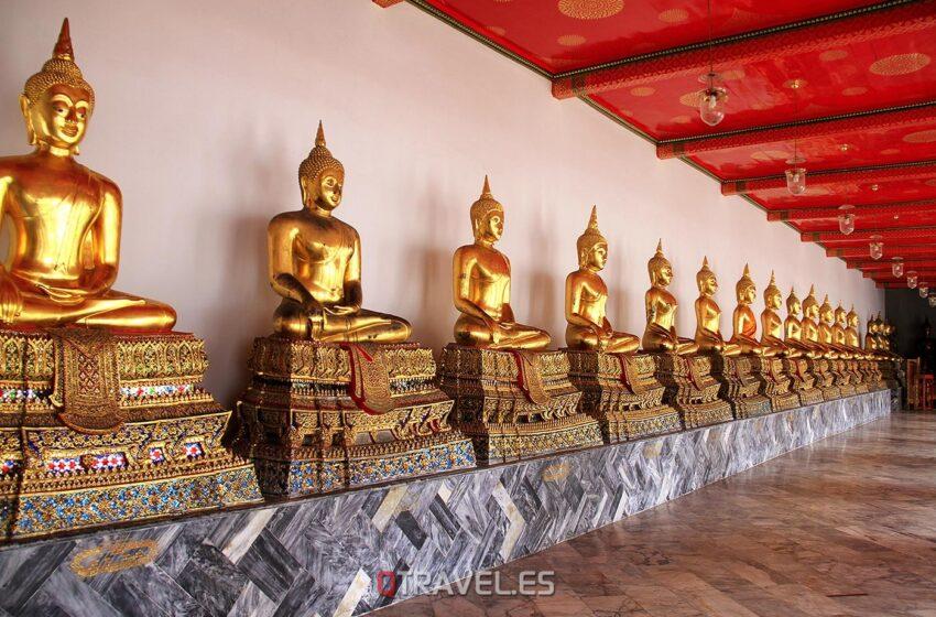Wat Po y Palacio Real de Bangkok – Thailandia