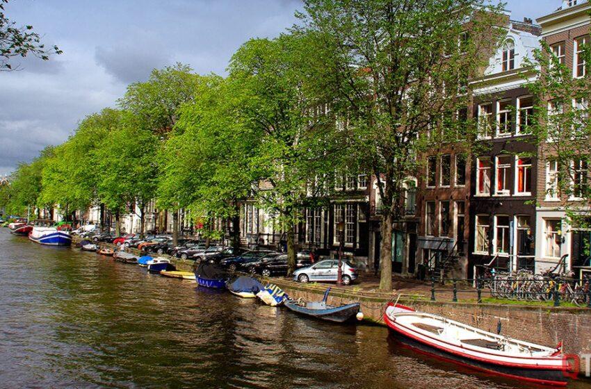 Ámsterdam, la más liberal