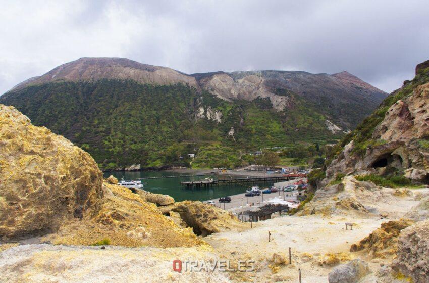 Islas Eolias – Italia