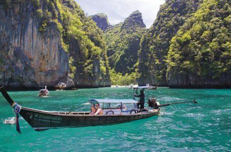 Sur de Tailandia: Phuket, Phi Phi Island y Krabi