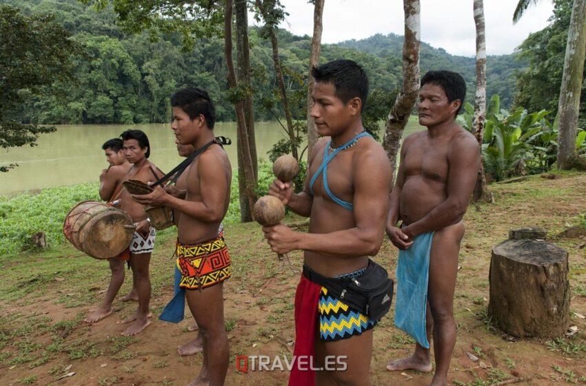 Comunidad Emberá en Panamá