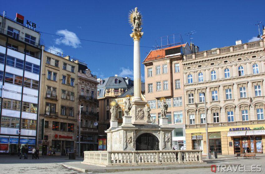 Brno, la capital de Moravia