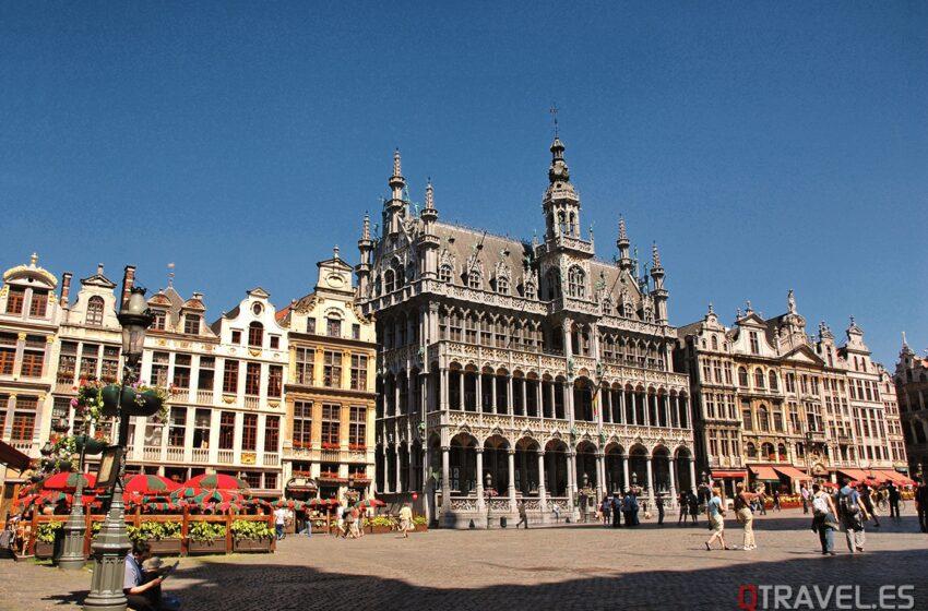 Bruselas, qué ver en la capital del Art Noveau