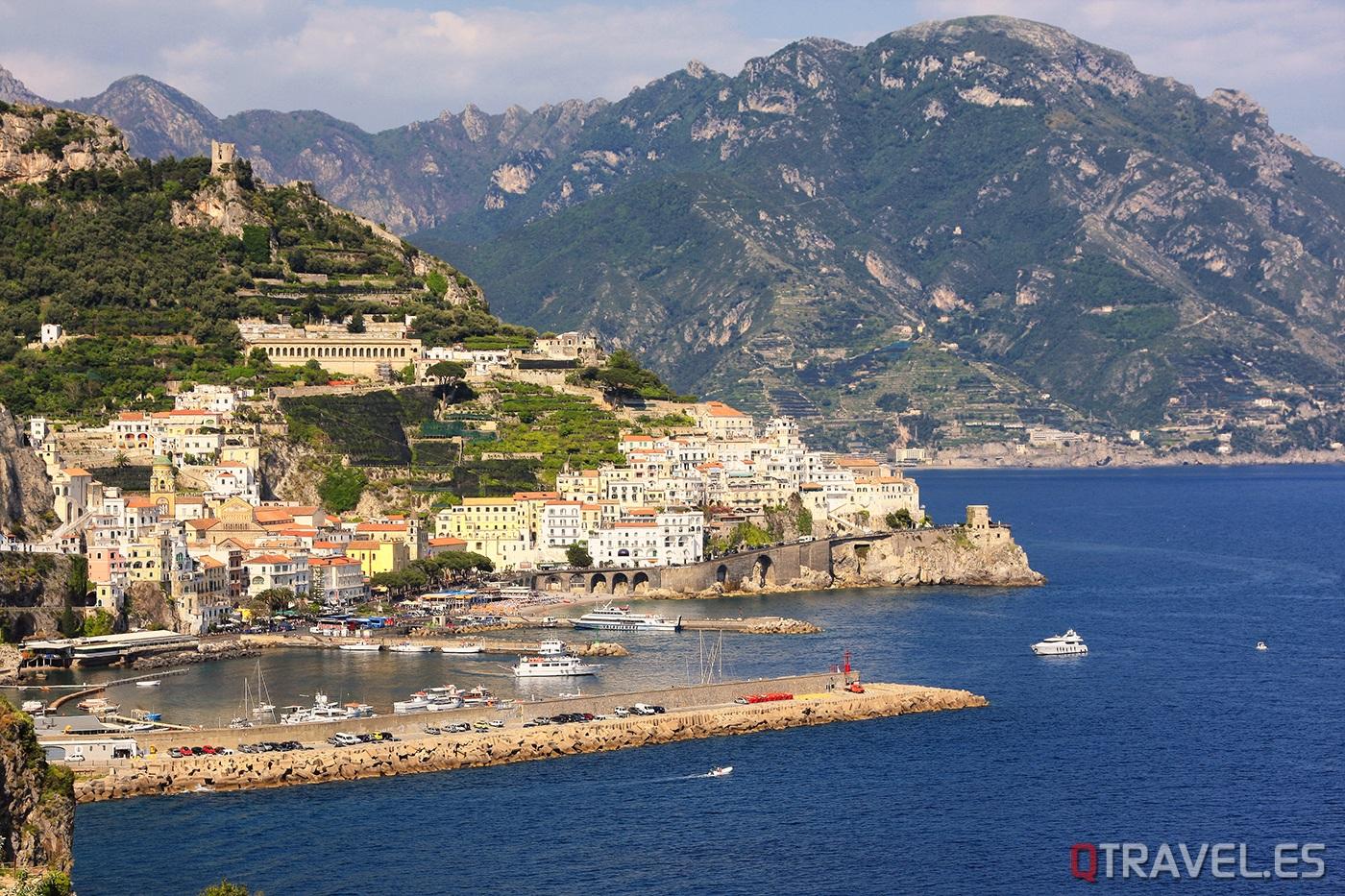 Qué ver y cómo visitar la Costa Amalfitana
