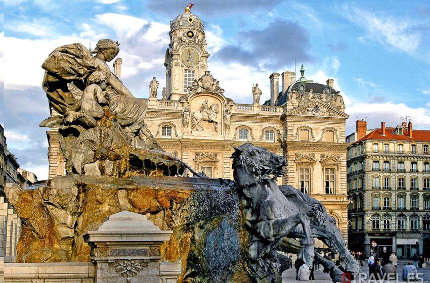 Lyon, descubre la nueva ciudad de la luz