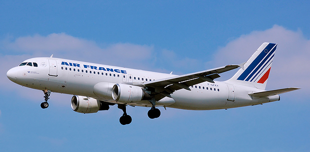 Air France inaugura la ruta entre Barcelona y París-Orly