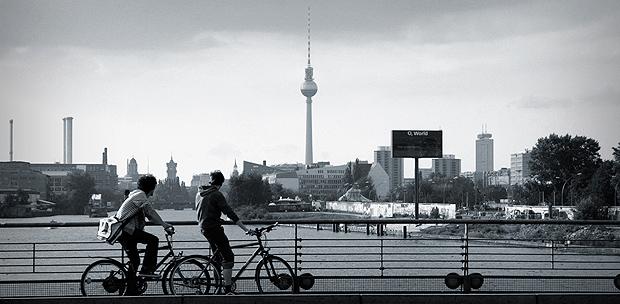 En bicicleta por Alemania