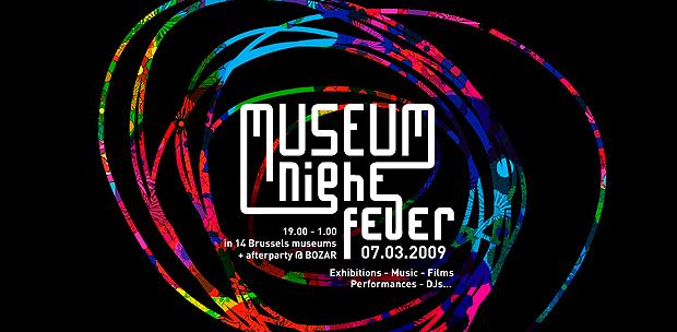 2ª edición de Museum Night Fever en Bruselas
