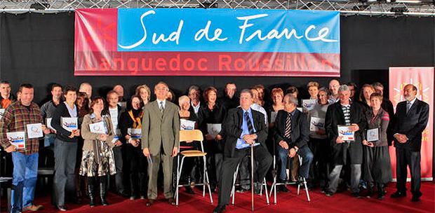 180 establecimientos nombrados «Qualité Sud de France» en el Languedoc-Roussillon