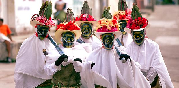 Tabasco (México) celebra el Carnaval «más raro del mundo»