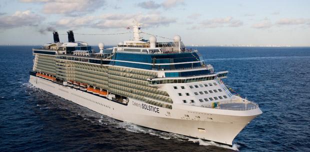 Celebrity Cruises revela el nombre del cuarto barco de la clase Solstice