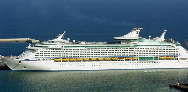 Málaga se impone como puerto de cruceros