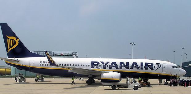 Ryanair anuncia una nueva ruta desde Girona a Estocolmo Vasteras