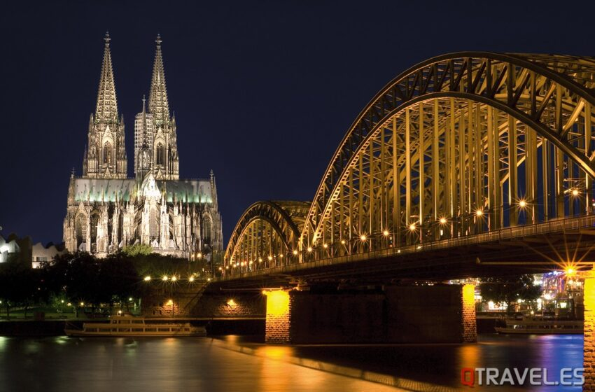 Colonia, la Alemania con carácter mediterráneo