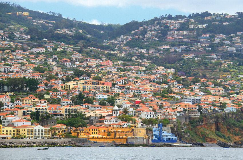 Madeira un jardín en el Atlántico