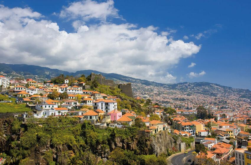Descubre Madeira, el jardin del Atlántico