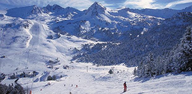 Andorra, pasión por la nieve