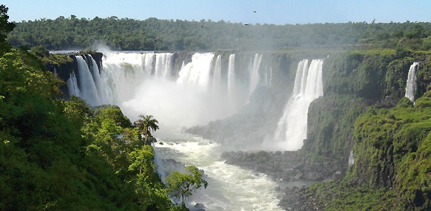 Iguazú, un lujo para todos los sentidos