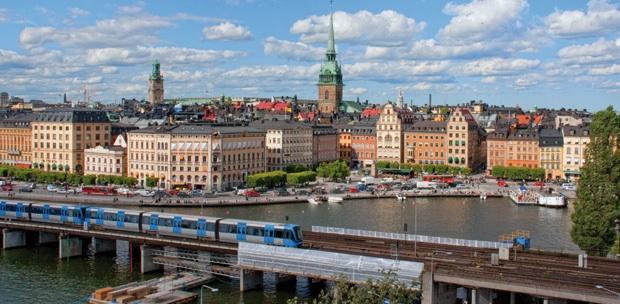 Estocolmo, tras los pasos de Stieg Larsson