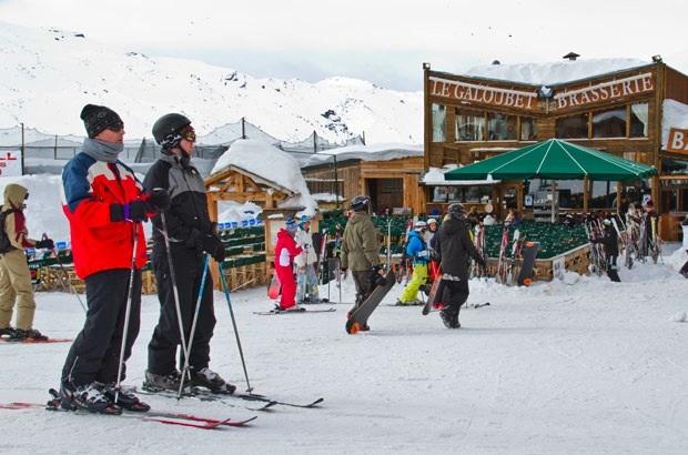 Esquí en los Alpes franceses – Val Thorens