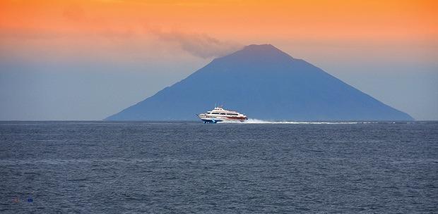 Las Islas Eolias – Vulcano y Stromboli
