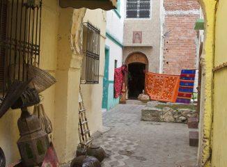 Callejuelas de la Medina de Asilah