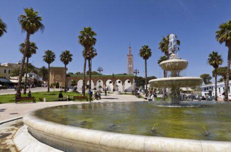 Marruecos, Plaza 9 de Abril de 1947- Plaza del Gran Zoco
