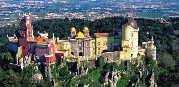 La región de Lisboa