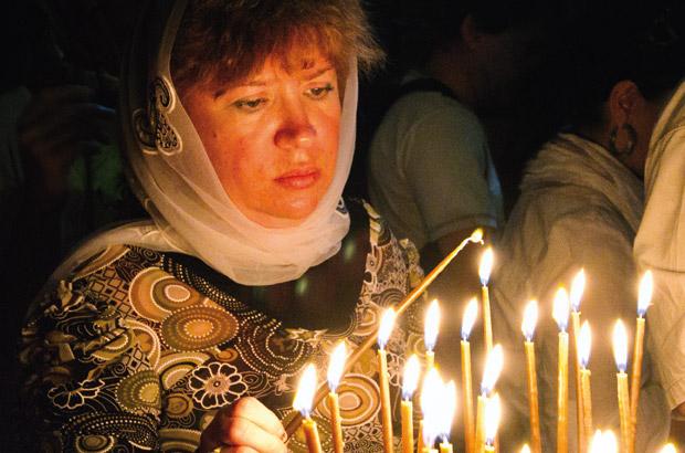 Jerusalén, un viaje más allá de la fe en Israel