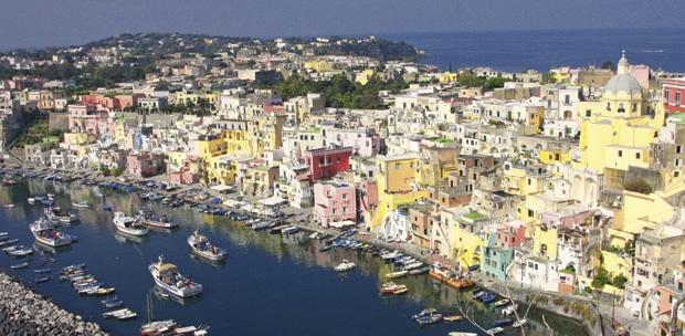 Ischia, Capri y Procida – Las islas de los dioses