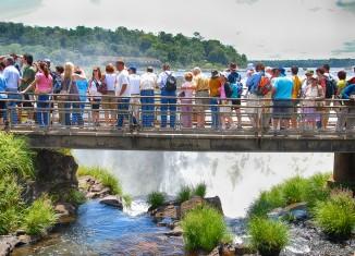 Mirador - Cataratas del Iguazú