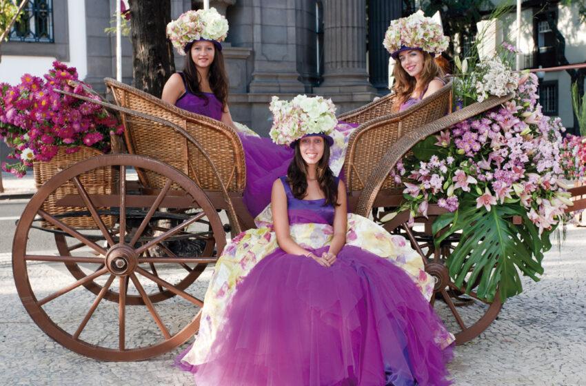 Madeira y su Festival de las Flores