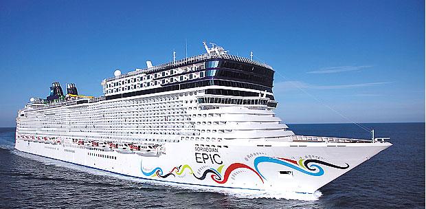 Crucero Norwegian Epic