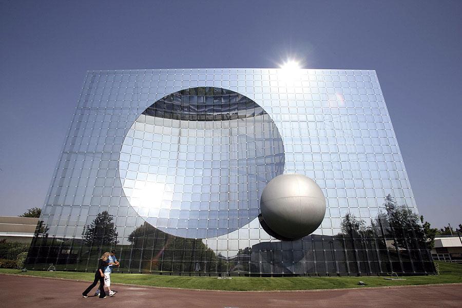 Futuroscope y Poitiers
