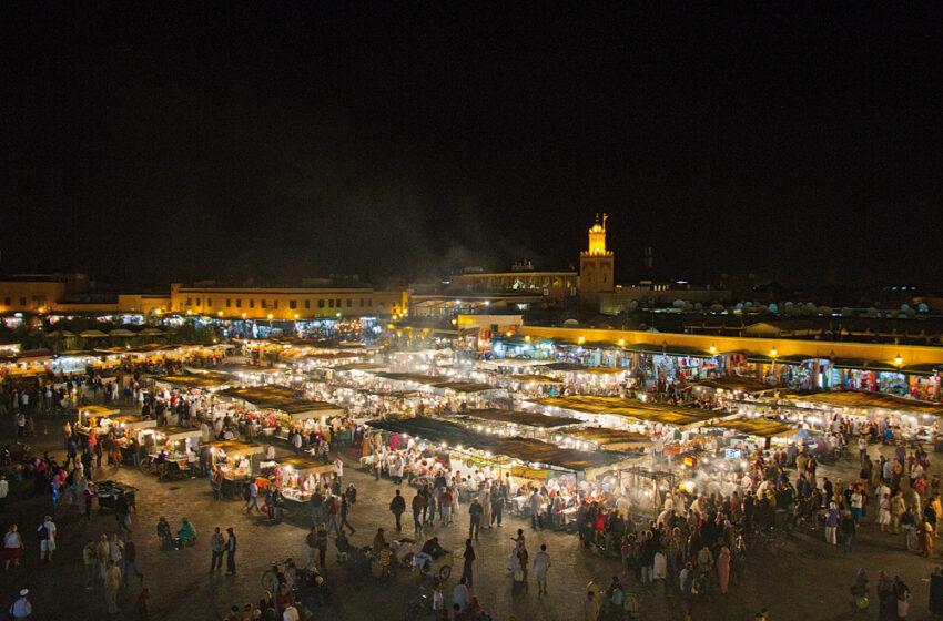 Marrakech, una sorprendente cercanía