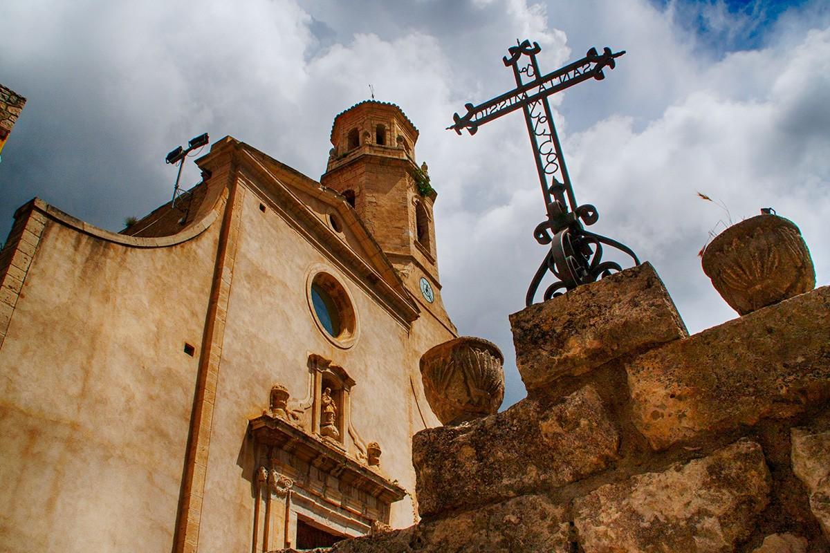 Iglesia de Capafonts