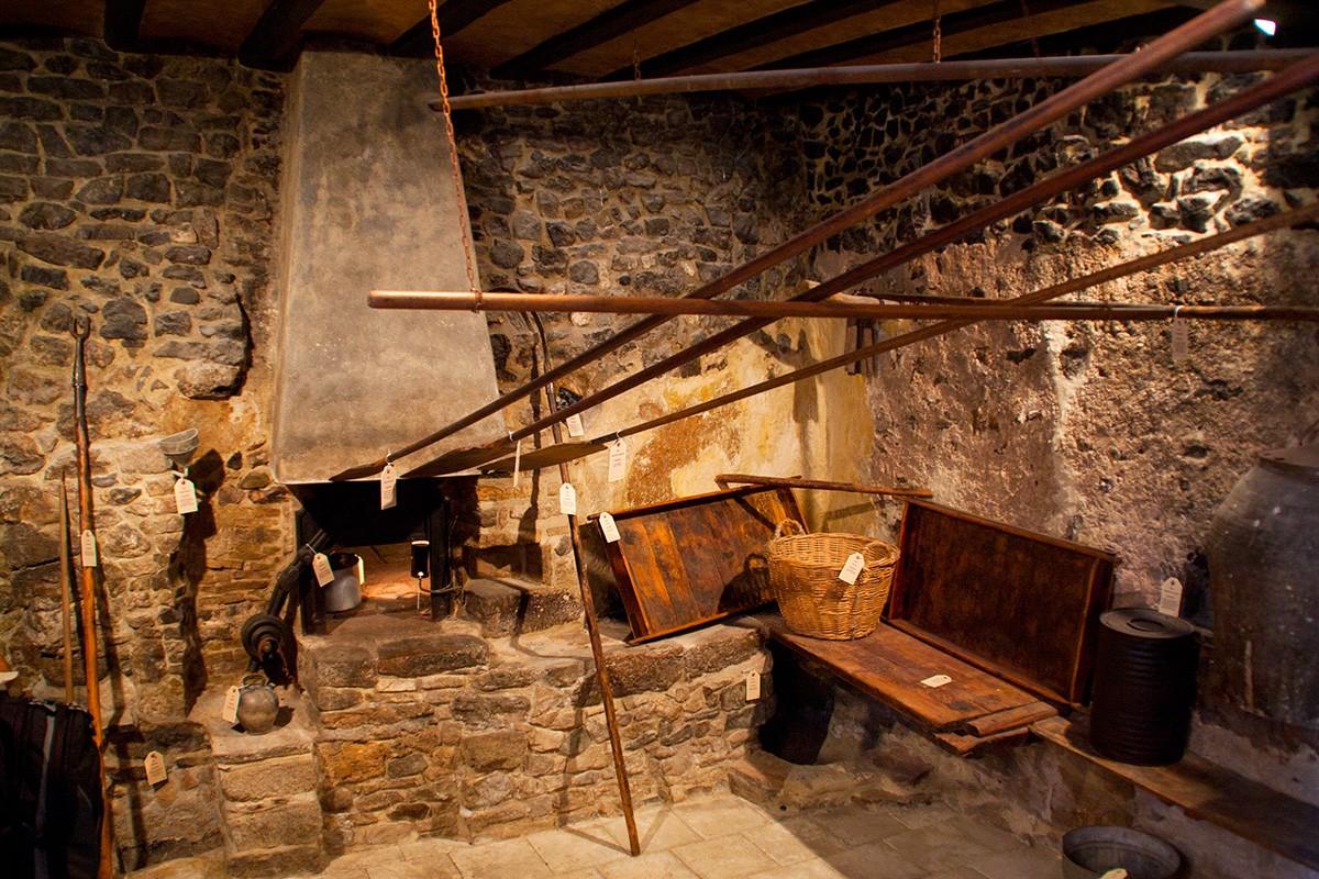 Antiguo horno de pan convertido en museo de oficios