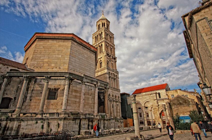 Split, una ciudad en el interior de un palacio romano