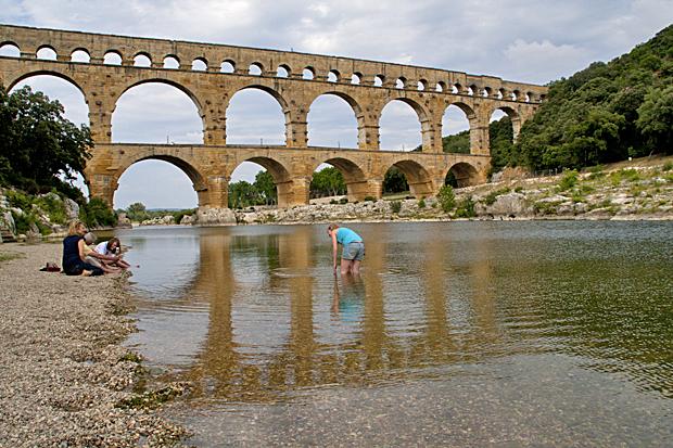 Descubriendo la región del Gard (Francia)