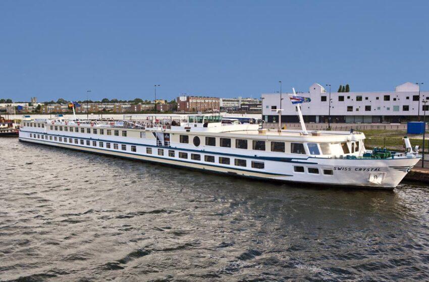 Crucero Fluvial por Flandes y Holanda