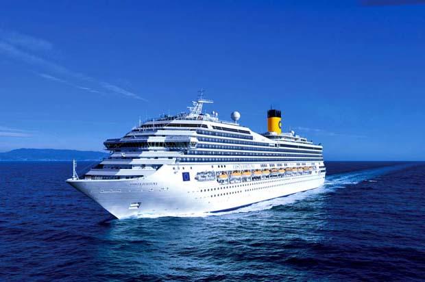 Crucero Costa Fortuna de Costa Cruceros