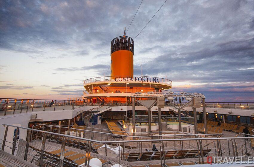 Descubre el Costa Fortuna de Costa Cruceros