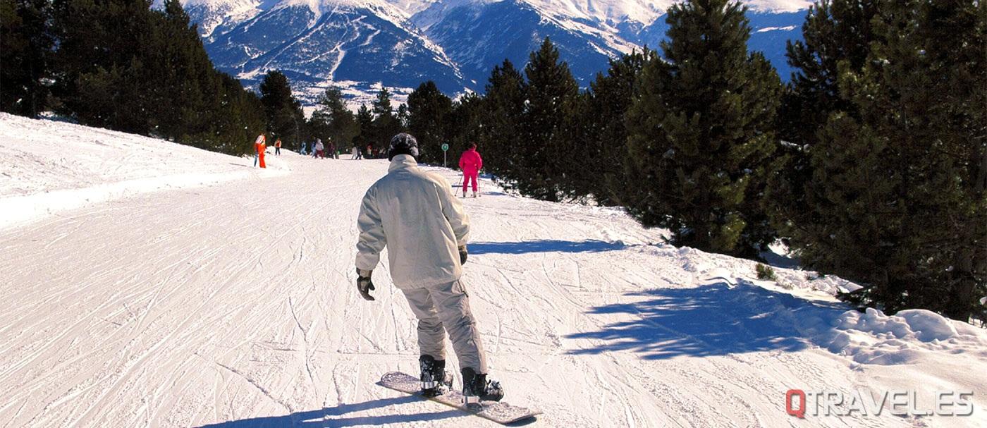 Esquí en Font Romeu
